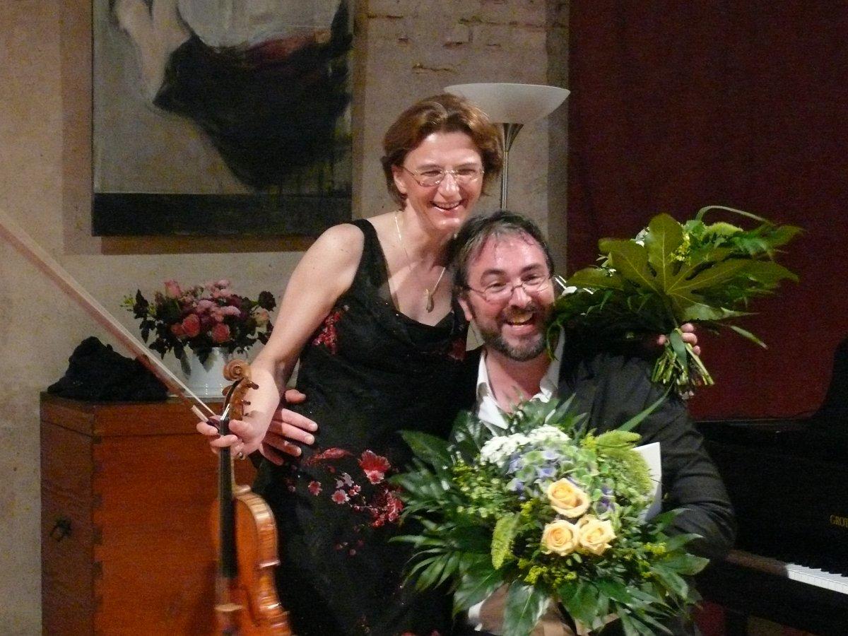 """Der Haasenhof zieht seit vielen Jahren mit einer hochrangigen Konzertreihe in der """"Klassik-Scheune"""" Besucher aus der gesamten nördlichen Region an"""