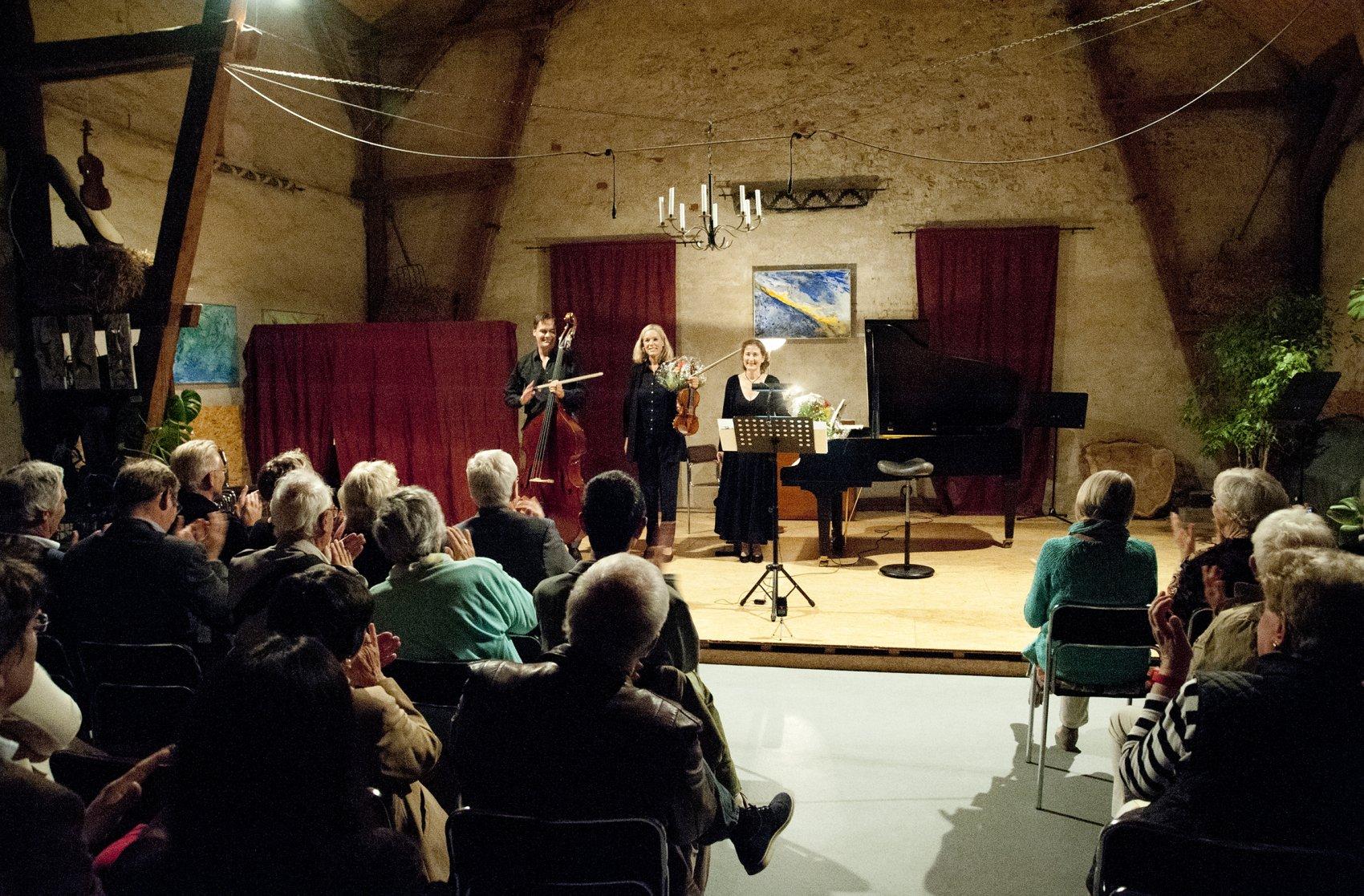 Konzerte und weitere Kulturveranstaltungen in der Klassik-Scheune Mandelsloh