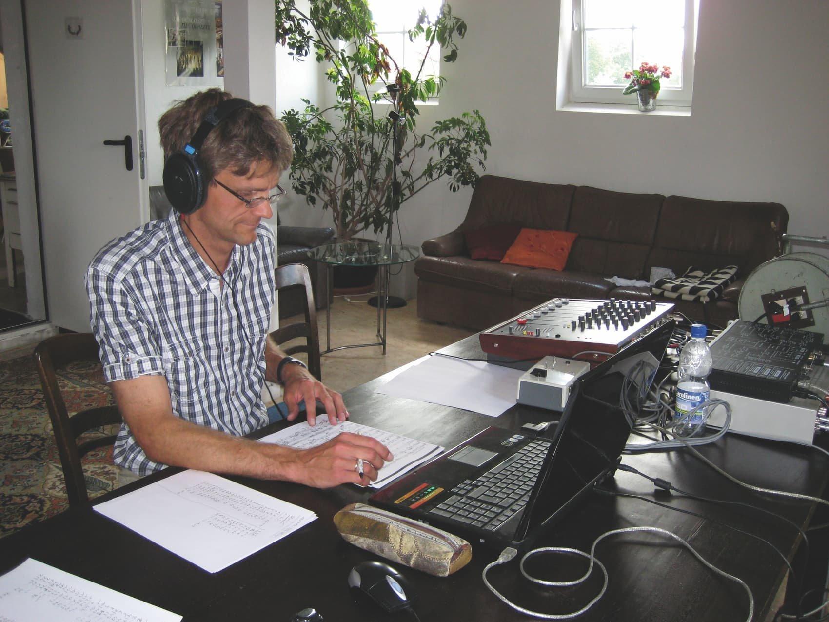 Tonstudio für professionelle CD-Produktionen, Demoaufnahmen und Konzertmitschnitte